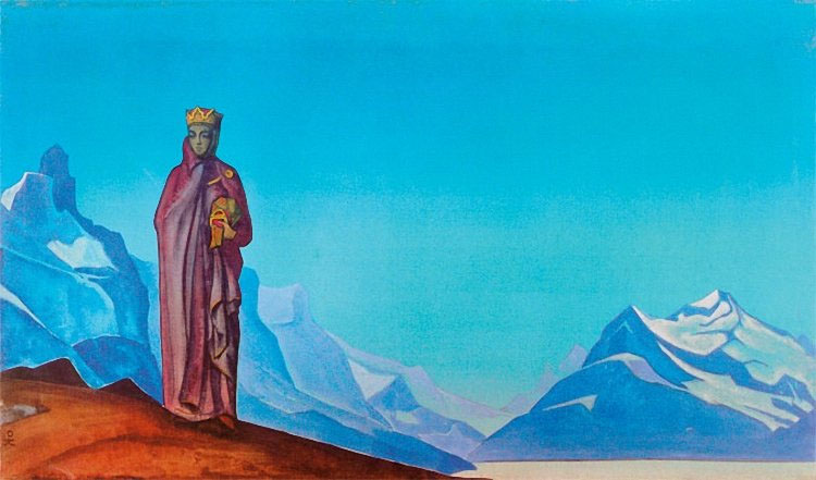 roerich-she-who-holds-the-world-1933